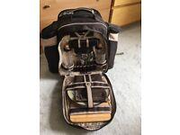 Picnic hamper/backpack