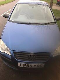 2007 - VW POLO - BLUE - FACELIFT - NEW SHAPE- CHEAP INSURANCE