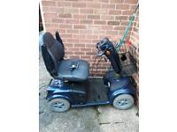 Disabled electric scooter