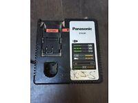 Panasonic Li-ion battery charger drill saw tool