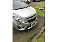 Chevy spark 1.2 limited edition mot July full service history swap for bigger car