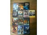 Set of 25 DVD's