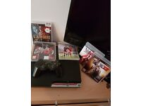 Playstation 3 and games, fantastic conditon and games in fab condition and enjoyable