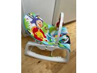 Fisherprice baby seat lounger