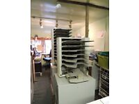 Collator and Booklet Maker