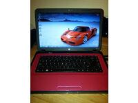 HP Pavilion G6 Laptop, (Pink)