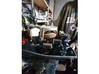 Suzuki 20 hp outboard