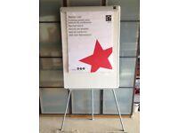 5 star office flip chart