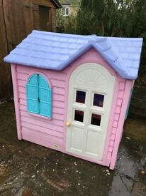 Little Tikes Pink Country Cottage play house