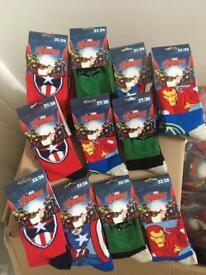 Avenger socks