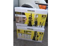 K5 premium full controll pluss pressure washer