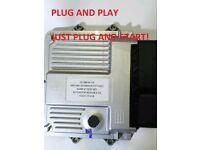 Remanufactured Plug&Play VAUXHALL CORSA D 1.3 RESETED Z13DTJ ECU MJD6O3 55568383 CN 55198931 CN