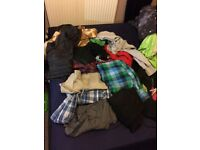 LOADS of size small boys clothes