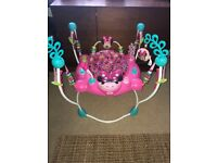 Minnie Mouse Jumperoo - Excellent Condition