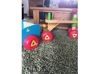 ELC Trike and trailer