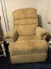 Sherborne Electric Recliner and Stand assist chair