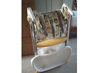Mimzy Snacker High Chair