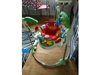 Fisher Price jumparoo for collection.
