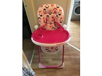 Cosatto high chair