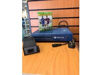 Xbox One Forza Edition 1TB, With Leads And 1 Game. No Controller