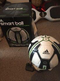 Adaidas smart ball nearly new condition