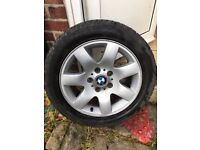 BMW 16 inch alloy for sale