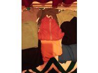 MASSIVE BUNDLE OF MENS CLOTHES L/XL SOME NEW £40