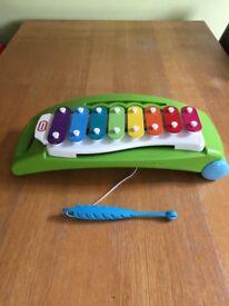 Little tikes musical instrument
