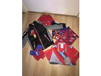 Boys cars clothing bundle brand new age 3-4
