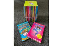 Horrid henry book set and 2 additional books