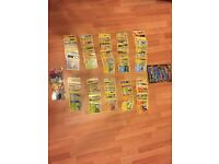 AMAZING POKEMON CARDS COLLECTION WITH 380 CARDS AND PLUS EX CARDS !!!
