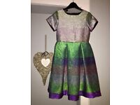 Stunning party dress size 10 years smoke and pet free home