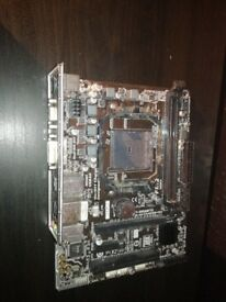 Lga 1151 motherboard with vs550 psu and fm2+ motherboard