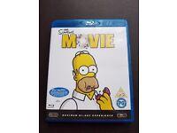 The Simpsons Movie on Blu-Ray
