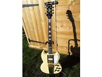 Epiphone G400 Custom Antique Ivory