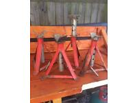 Car Axle Stands x 4
