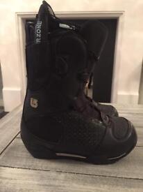 Women's Size 3 Burton Emerald Snow board boots