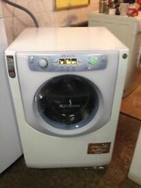 Hotpoint 9kg Aqualits Eco Tech Washing Machine