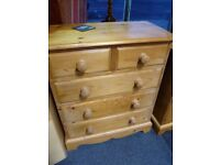 Rustic wooden drawers - CHARITY