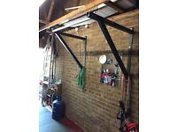 Bulldog Pull Up Bar Commercial Extra Large version