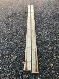 Reversible Decking Boards