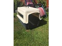 X Large pet dog carrier travel