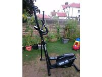 York Fitness Cross Trainer QUEST perfect condition