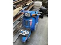 1986 Honda Vision 49cc Scoot Motorbike Motorcycle Spares or Repair