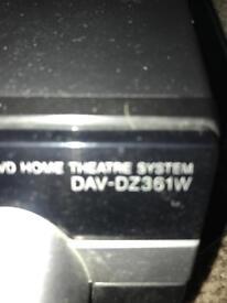 Sony home cinema system 850w