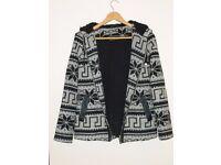 Size 8/S women's coat(£10) & jacket (£5) each ono