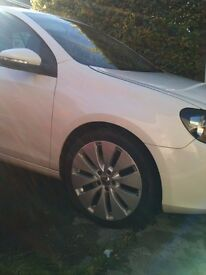 VW Golf GT TSI, FSH, just been fully serviced, 85k, very clean and tidy car