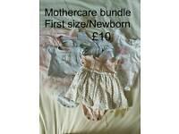 Mothercare Bundle girls