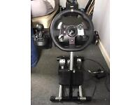 Logitech G920 force feedback racing wheel, steering wheel, Xbox wheel, force feedback, Xbox racing