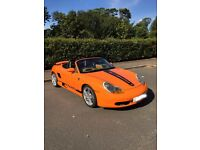 Porsche Boxster 986 2.7 Convertible - Rare Colour